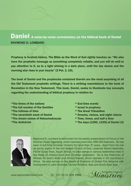 Daniel : a verse-by-verse commentary-25