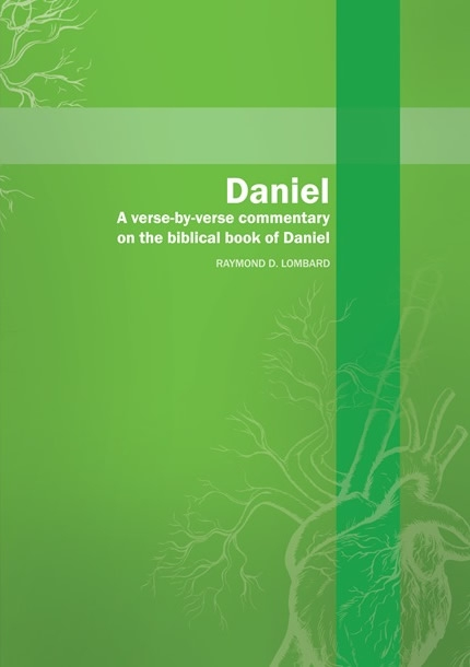 Daniel : a verse-by-verse commentary-0