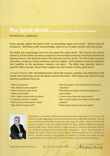 The Spirit World : Astonishing Facts About the Unseen-38